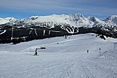 滑雪勝地惠斯勒:滑雪道與雪山