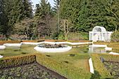 布查花園(Butchart Gardens):義大利花園中的星形池
