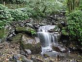 三角崙山 五峰旗瀑布:小溪流瀑