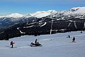 滑雪勝地惠斯勒:雪地摩托車拉雪橇