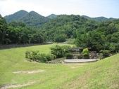 內湖三尖:大溝溪親水公園