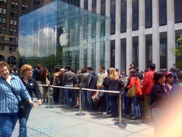 我讀「賈伯斯傳」:The New York Apple Store