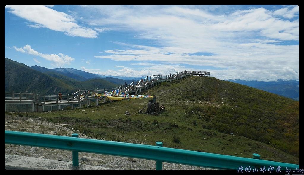 13公路最高點的觀景台-BorderMaker.jpg - 絕美黃龍賽瑤池