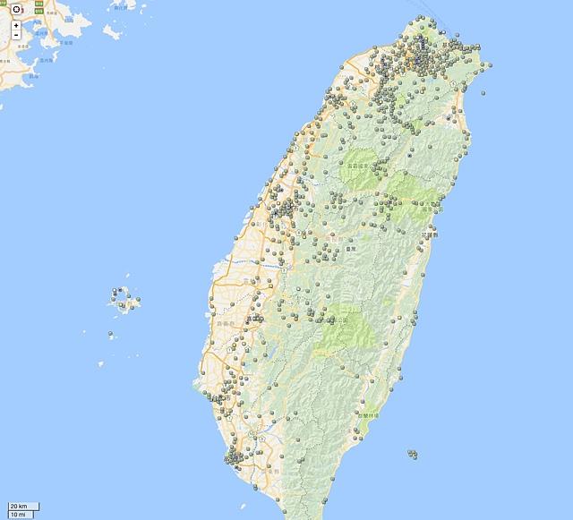 A8 台灣Geocache藏寶圖.jpg - 我的神奇寶貝