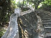 內湖三尖:三尖08鯉魚山步道迷你萬里長城