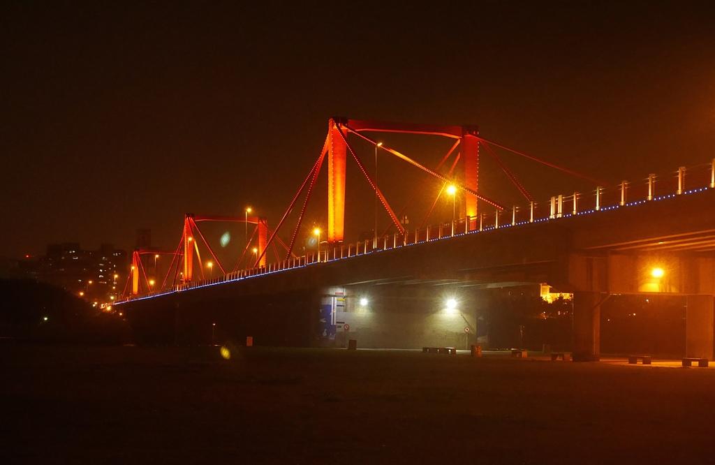 04光復橋夜色2.jpg - 陽光橋