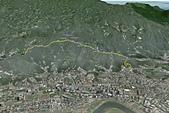 內湖剪刀石、金面山:金面山步道航跡圖.jpg