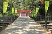 台東鯉魚山:原台東神社的參道,如今成為市民登山休閒的寬敞步道。