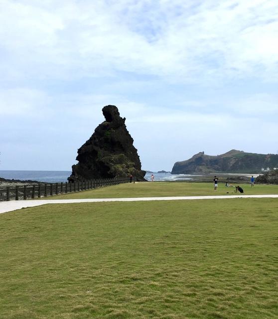 14將軍岩&牛頭山2.jpg - 綠島二日遊