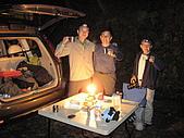 西巒大山:人倫林道盡頭的營火和小酒