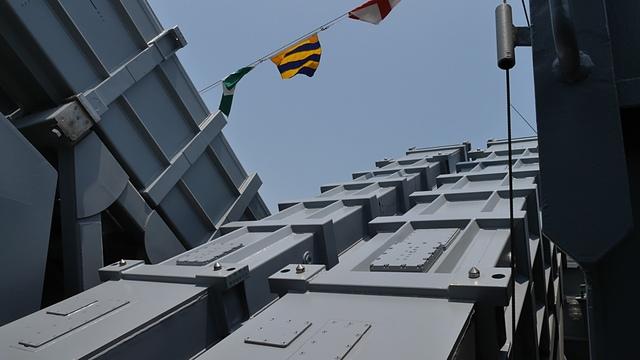 10光六飛彈發射座.jpg - 蘇澳港、傳藝中心一日遊