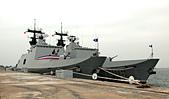 海軍左營基地參訪:康定級艦