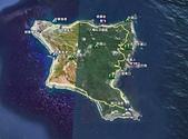 綠島二日遊:綠島環島航跡圖.jpg