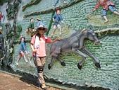 內湖三尖:三尖10碧山巖浮雕壁畫