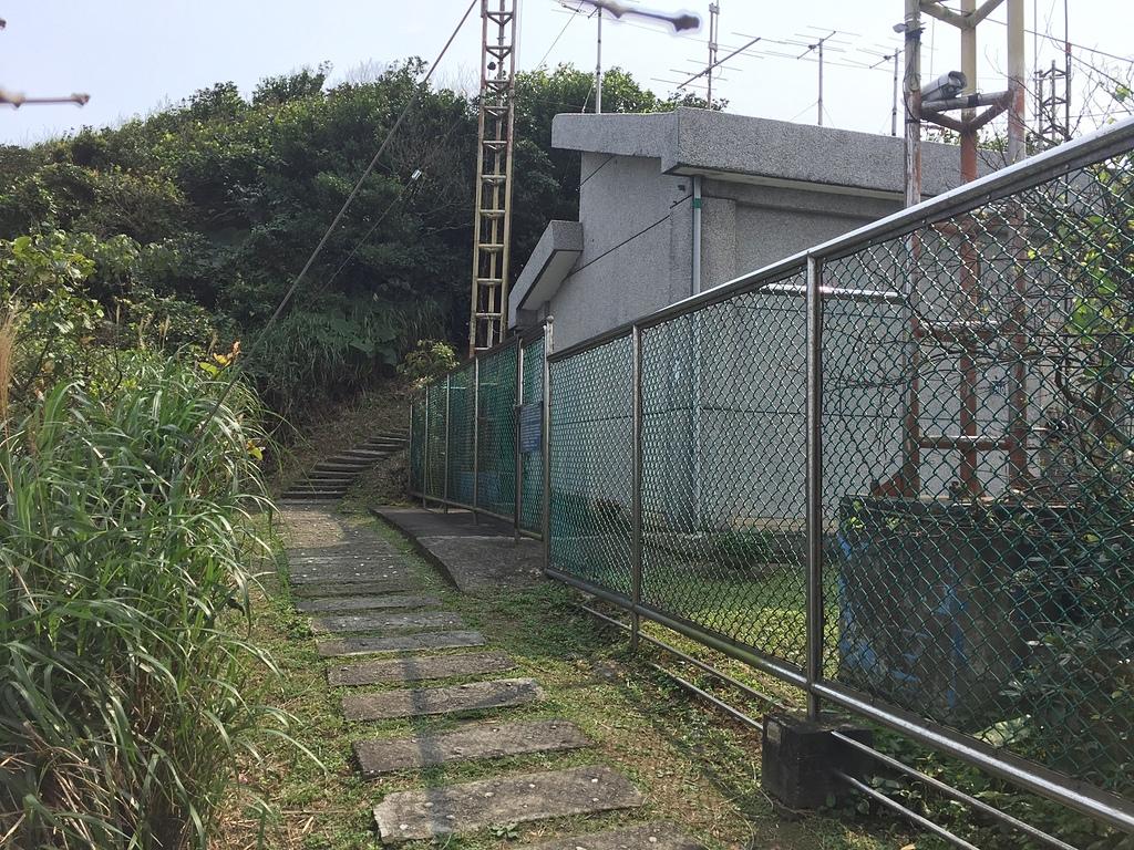 漁業電台訊號接收站 - 潮境公園 望幽谷