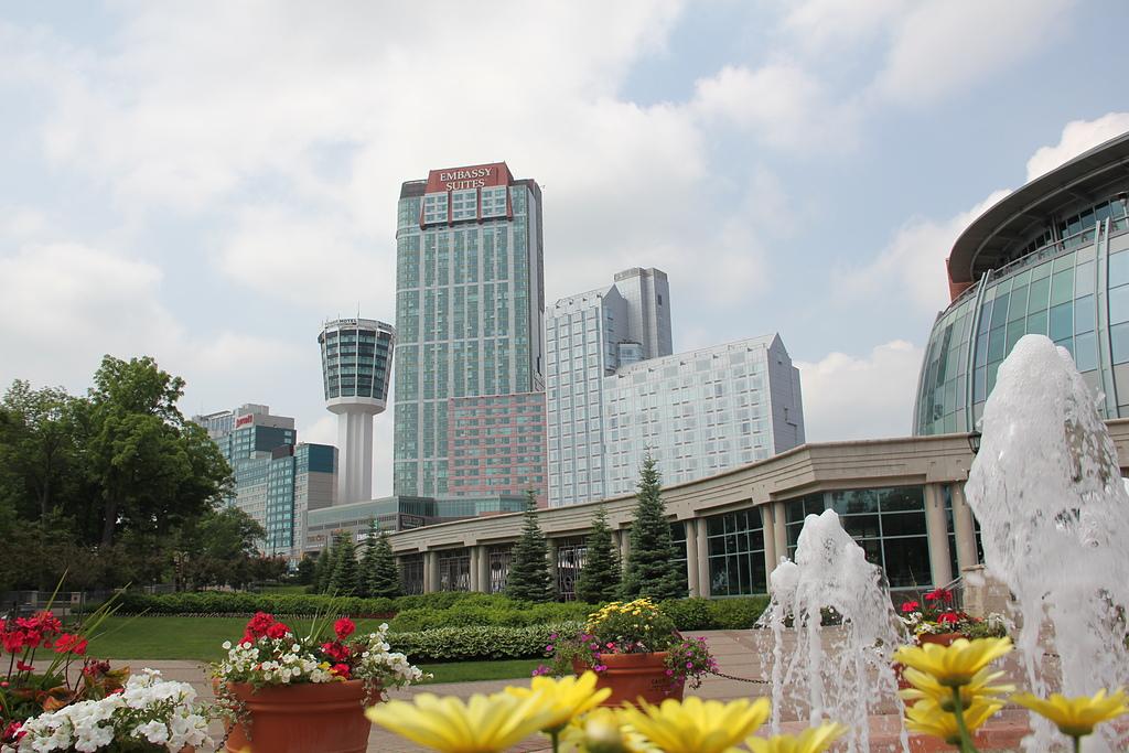 尼加拉大瀑布:05尼加拉市景(大使套房飯店).JPG