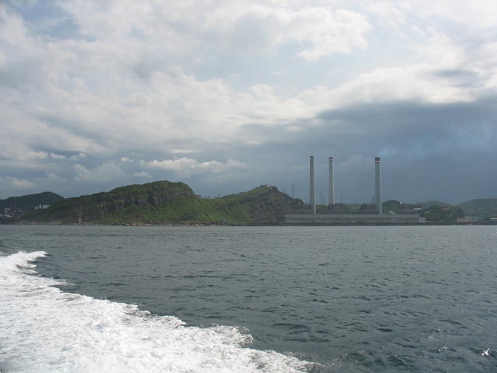 基隆嶼之遊:15台電協和發電廠.jpg
