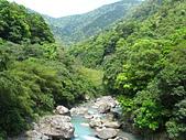 20070420福山賞蝶:馬岸溪吊橋上所見景色.jpg