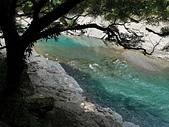 內洞瀑布:05清澈的南勢溪水流.jpg