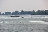 尼加拉大瀑布(2):47馬蹄瀑布頂的沈船.JPG