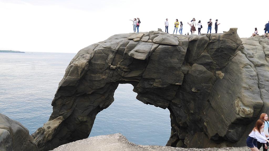 33象鼻岩 (2).jpg - 港仔尾山 象鼻岩 蕃仔澳山