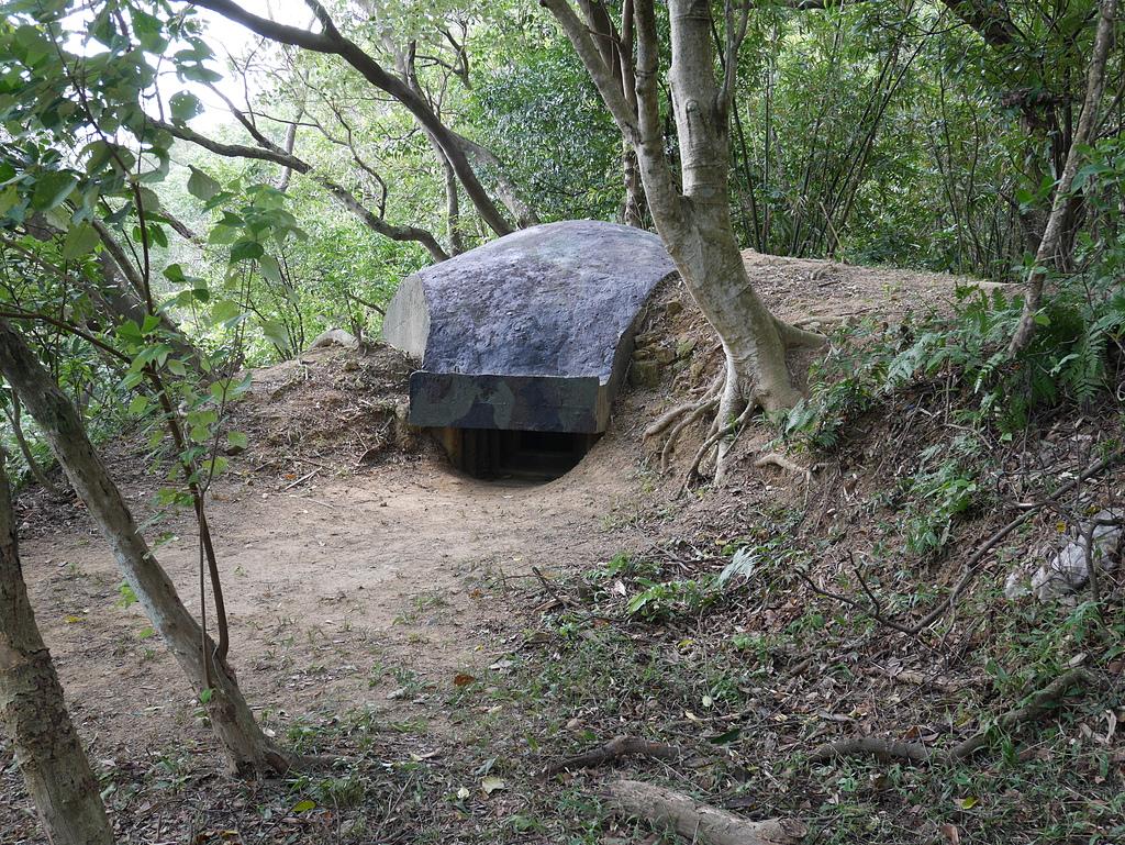 09 碉堡 北131-11B.JPG - 劍南路格物台登文間山