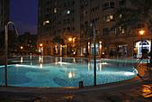 西班牙水花園夜拍:SPA池