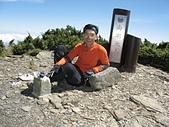 台灣百岳:22南湖北山 H3536M