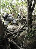 加里山、哈堪尼山O形:加哈O形13陡上.jpg