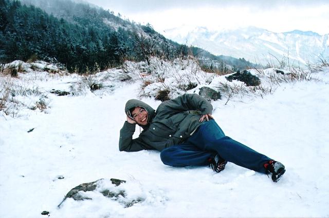 20050101中橫雪景2.jpg - 猴年大吉 萬事如意