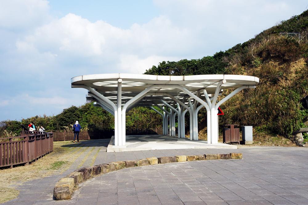 80高地涼亭 - 潮境公園 望幽谷