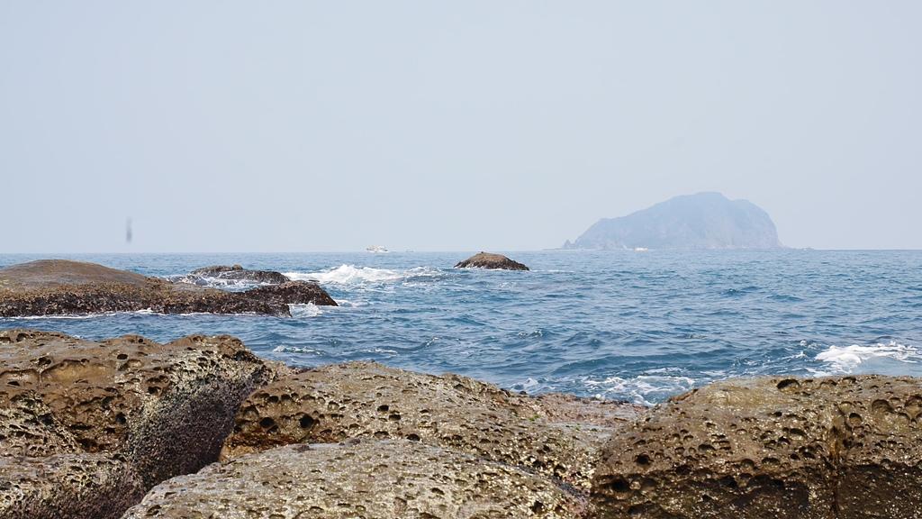 眺望基隆嶼 - 潮境公園 望幽谷