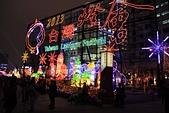 2013台灣燈會在新竹:傳統燈區:節節高升