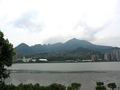 淡水河左右岸單車行:07觀音山連稜.jpg