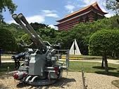 毋忘八二三:台北市八二三砲戰紀念公園4--海軍40MM/L60雙管砲