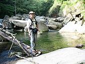 加里山、哈堪尼山O形:加哈O形04過溪簡易木橋.jpg