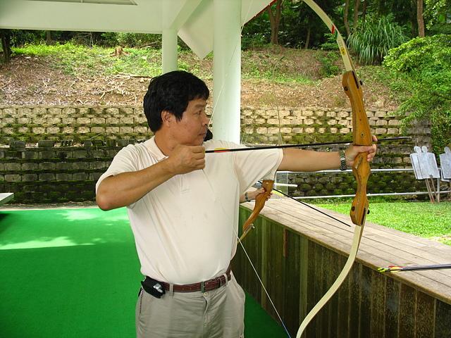 32射箭5.JPG - 入校三十週年慶