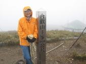 台灣百岳:37合歡山 H3417M