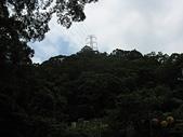 更寮古道:山豬窟尖所在的高壓電塔