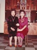 先母葉莊夫人追思:19860502潔如出嫁.jpg
