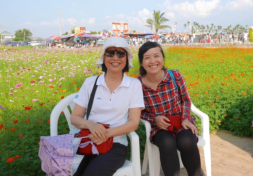 91Angela&Joanna@新社花海9D.jpg - 2015新社花海