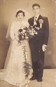 先母葉莊夫人追思:19550101結婚照.jpg