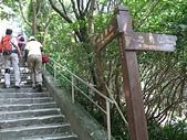 內湖三尖:三尖15忠勇山步道口