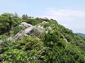 內湖剪刀石、金面山:金面山打印台