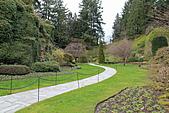 布查花園(Butchart Gardens):深坑花園2