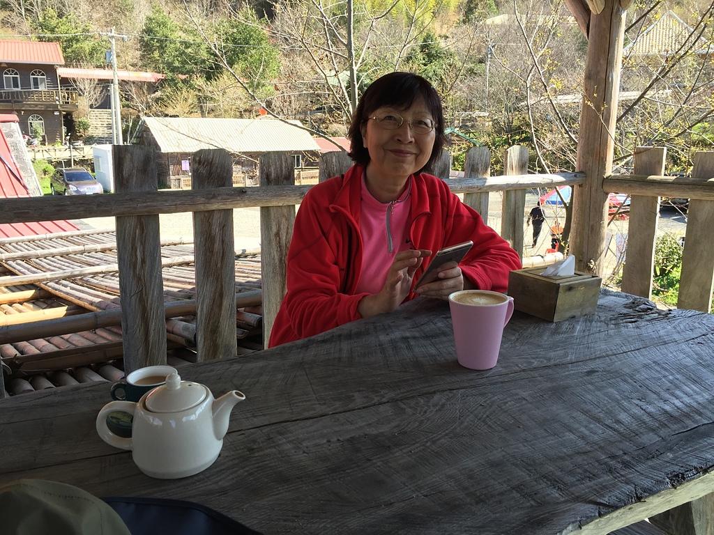 20司馬庫斯咖啡館戶外咖啡座2.jpg - 司馬庫斯二日遊之三 司立富瀑布