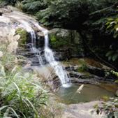 會動的照片:姜子寮瀑布.gif