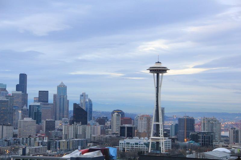 西雅圖行腳:西雅圖地標:太空針塔