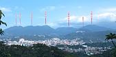 小觀音山:遠眺七星大屯山系