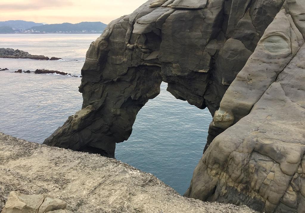 港仔尾山 象鼻岩 蕃仔澳山:32象鼻岩2.jpg